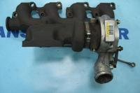 Turbina Ford Transit 2.4 TDDI 90ps 2000-2006